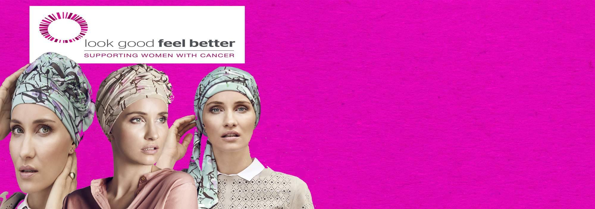 Look Good Feel Better by Christine Headwear