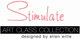 Stimulate Art Class Collection logo