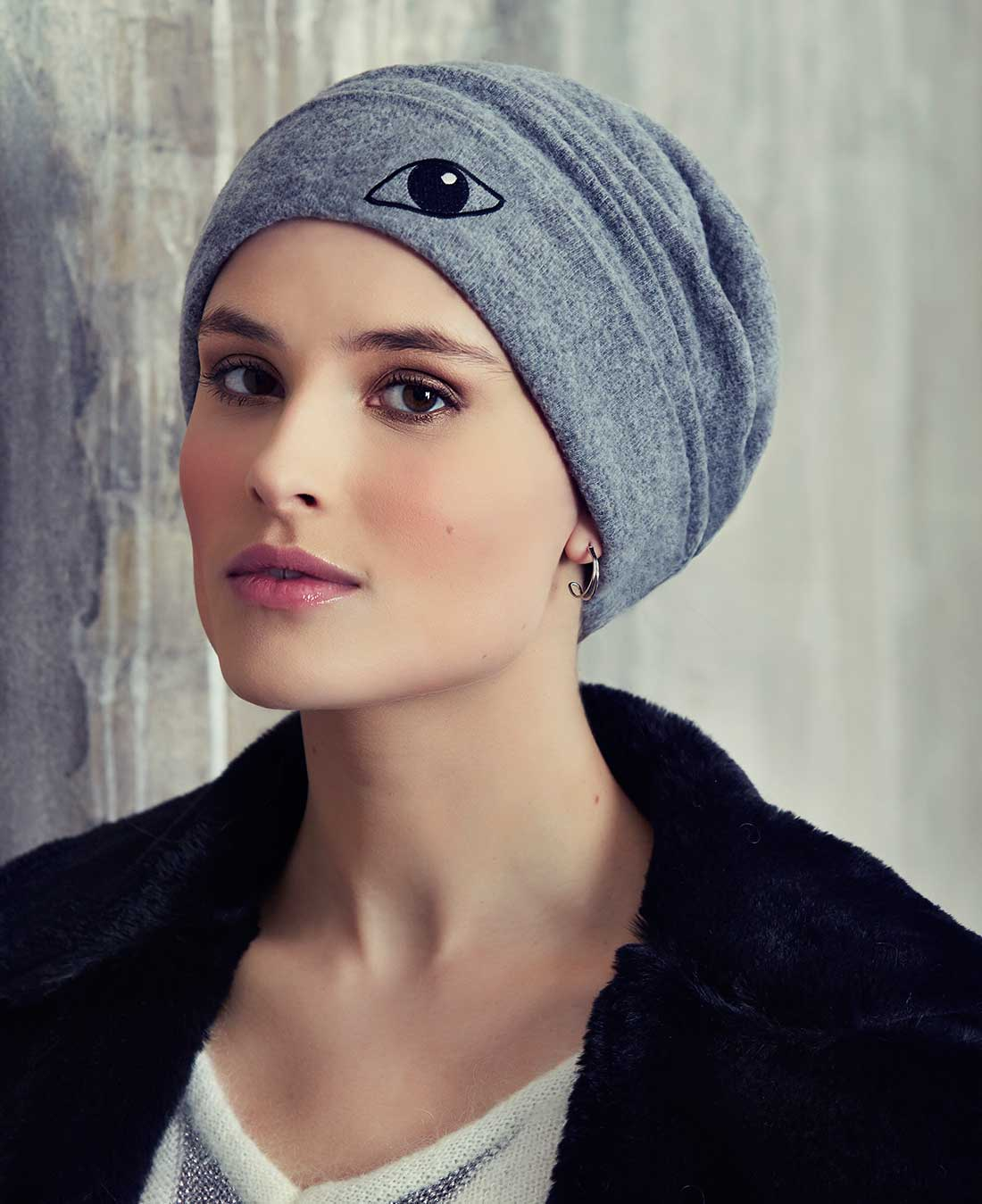 1395 - Kaya V Turban (Brushed) A/W 18
