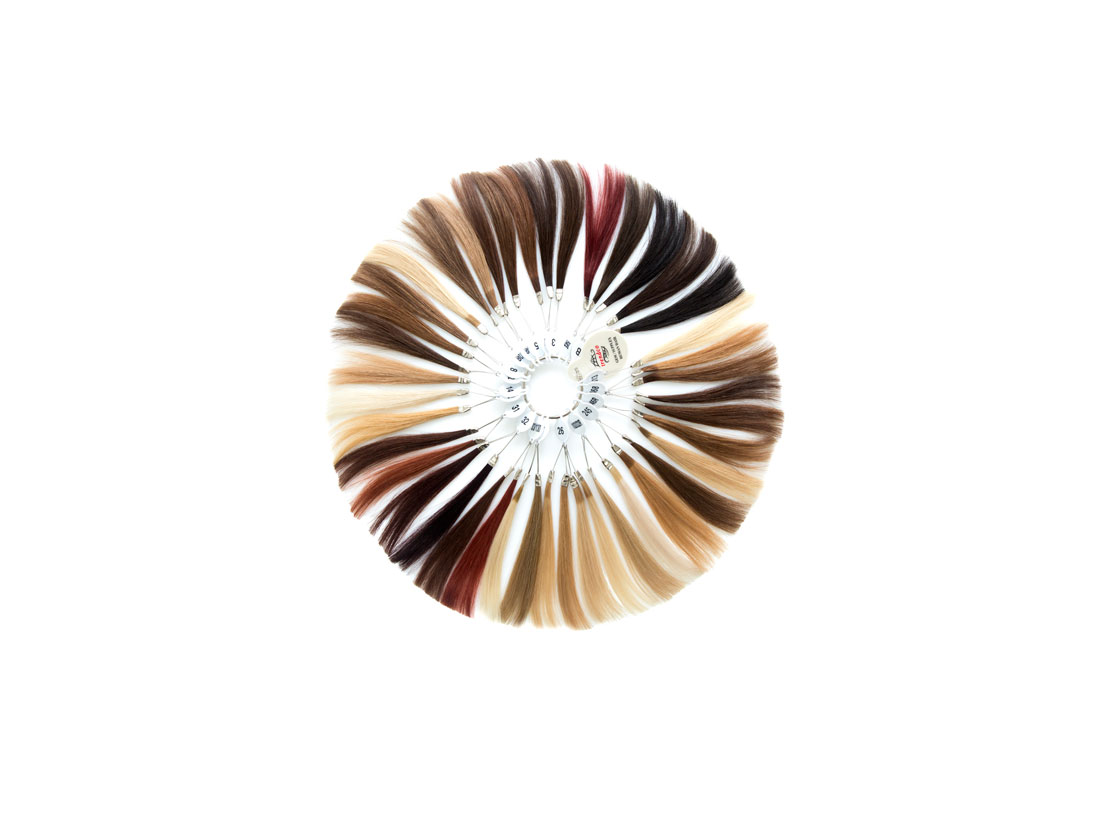 Gem/Supplex Human Hair Colour Ring