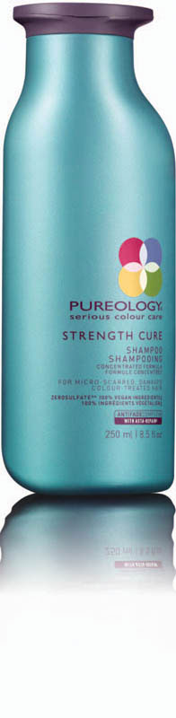 Pureology Strength Cure Shampoo for Human Hair