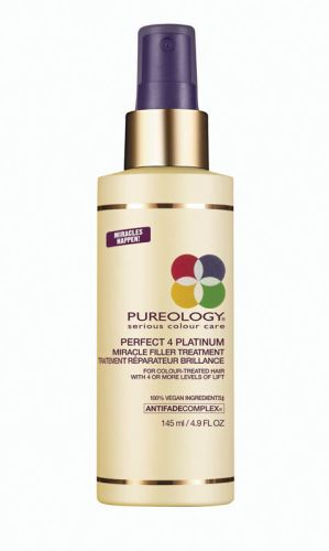 Pureology Pure Platinum Miracle Filler Lotion for Human Hair