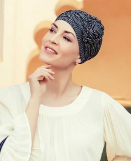 1008-Lotus-Turban-Printed