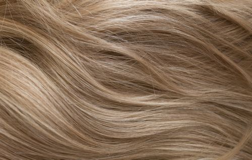 223 - Beige blonde with creamy blonde highlights