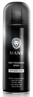 Mane Unisex Hair Thickener Spray